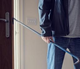 services burglary alarm