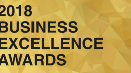 2018 Business Excellence Awards Banner